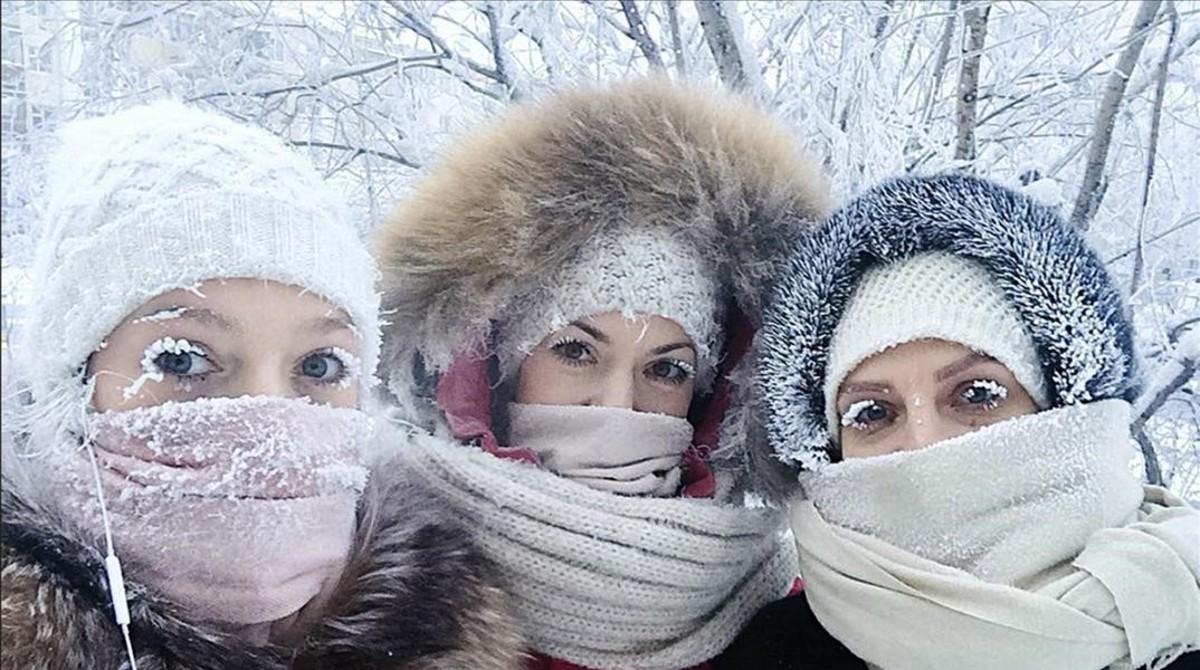 Mueren 13 personas congeladas en Siberia, a -49 grados – La Visión de  Chihuahua